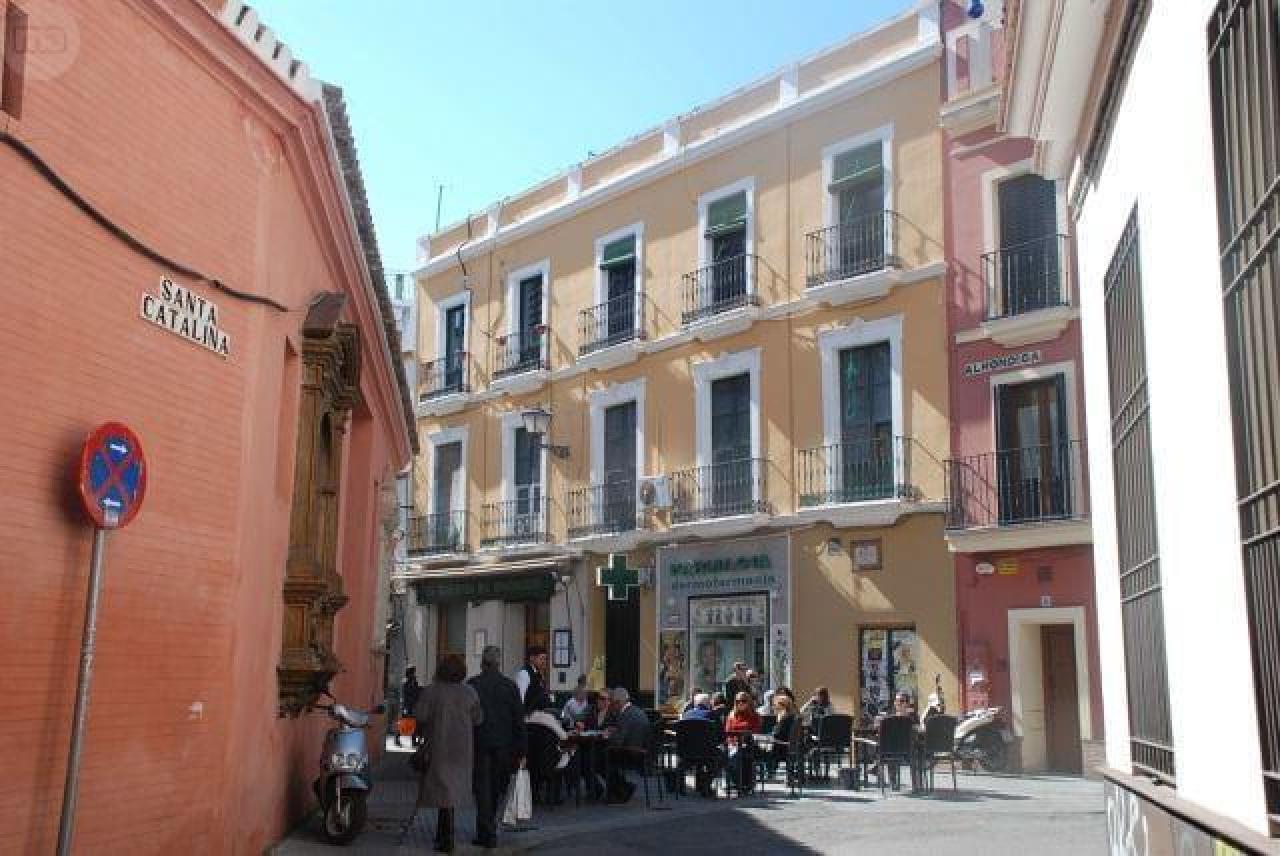 Alquiler vacacional en Sevilla, Sevilla