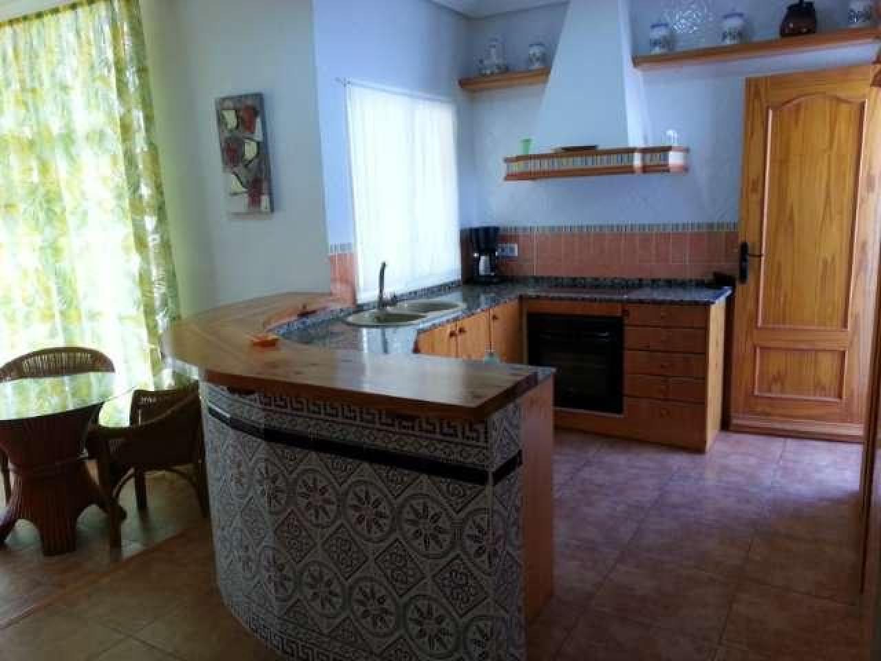 Alquiler apartamento playa Villaricos, Almería
