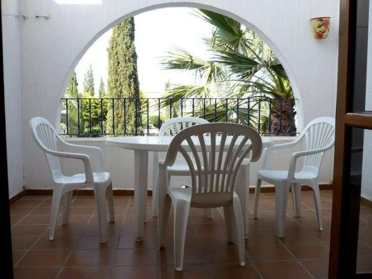 Alquiler apartamento playa Las Marinas, Almería
