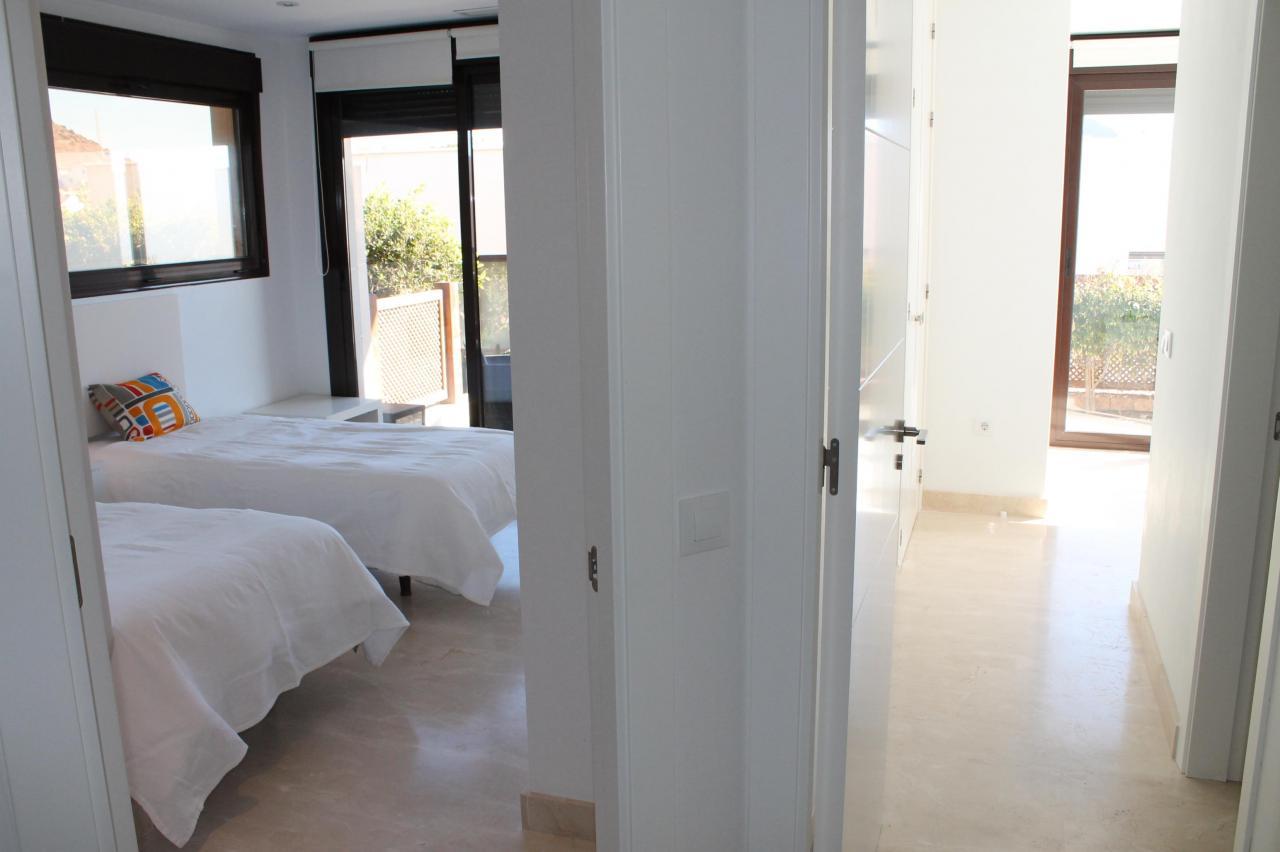Casas vacacionales San José, Almería