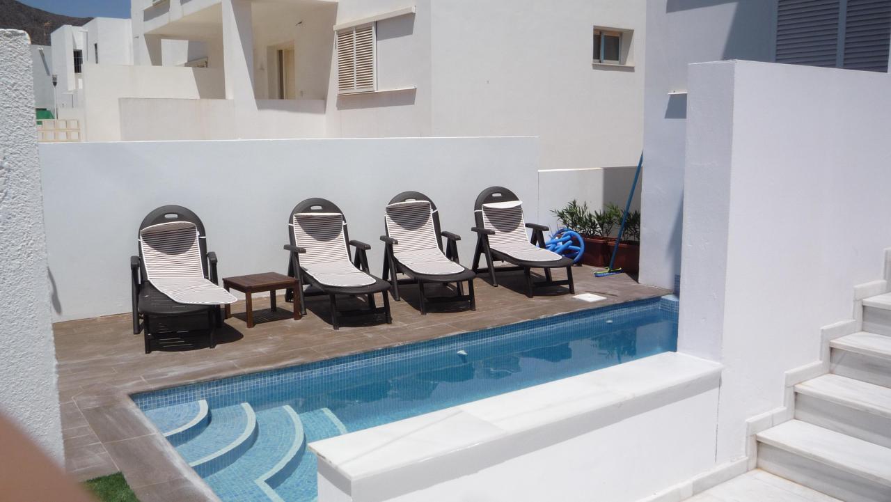 Alquiler vacaciones en Níjar, Almería