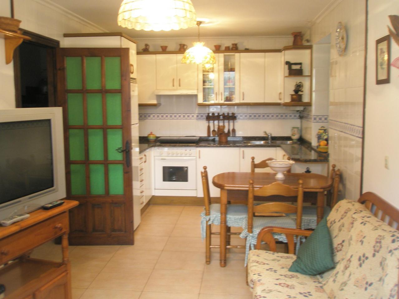 Alquiler apartamento playa Parbayón, Cantabria
