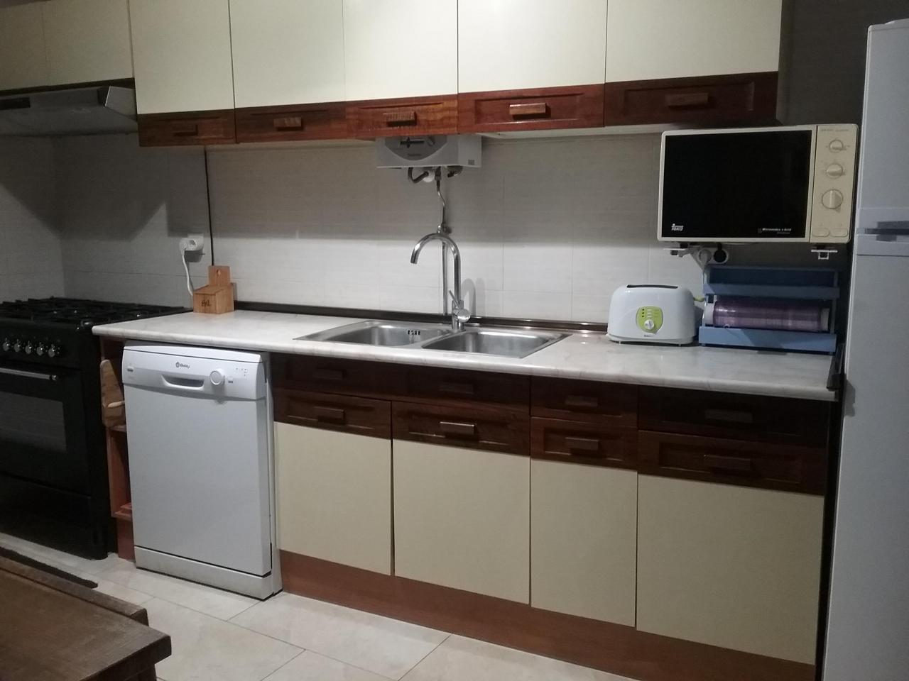 Apartamento para vacaciones Tubilla del Lago, Burgos