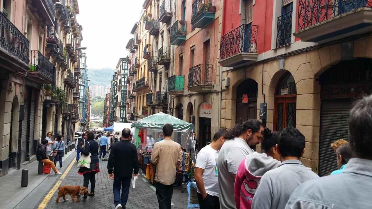 Alquiler vacaciones en Bilbo, Vizcaya