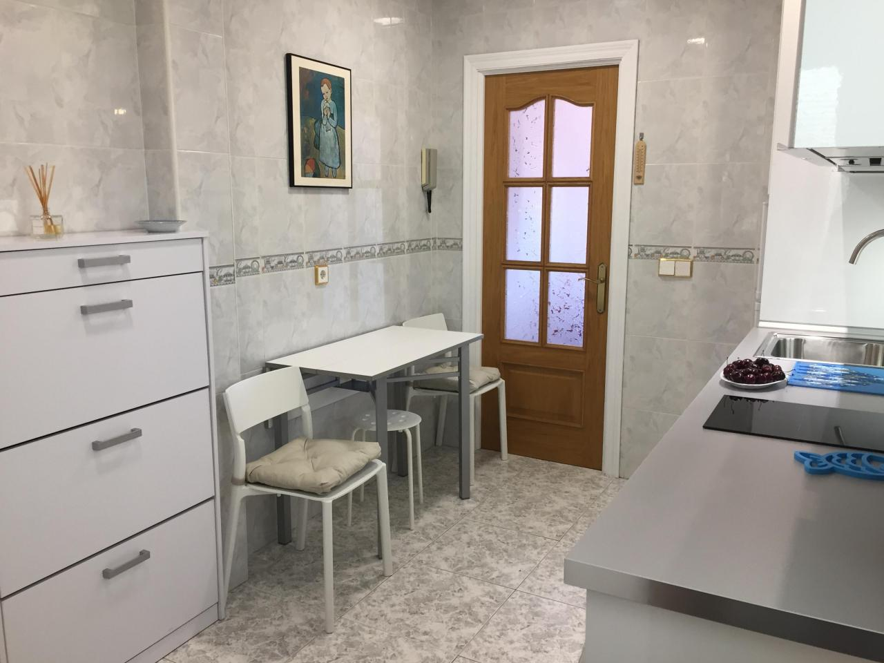 Apartamento barato para vacaciones San Sebastián, Guipúzcoa
