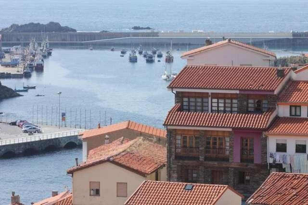 Alquiler vacaciones en Cudillero, Asturias