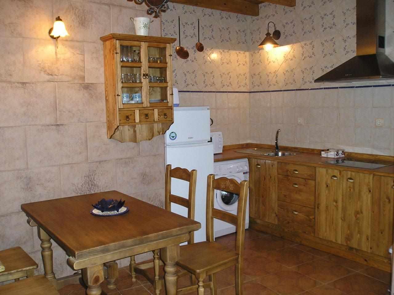 Apartamento barato para vacaciones Villanueva del Condado, León