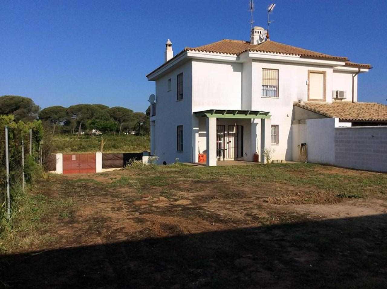 Casas vacacionales El Portil, Huelva