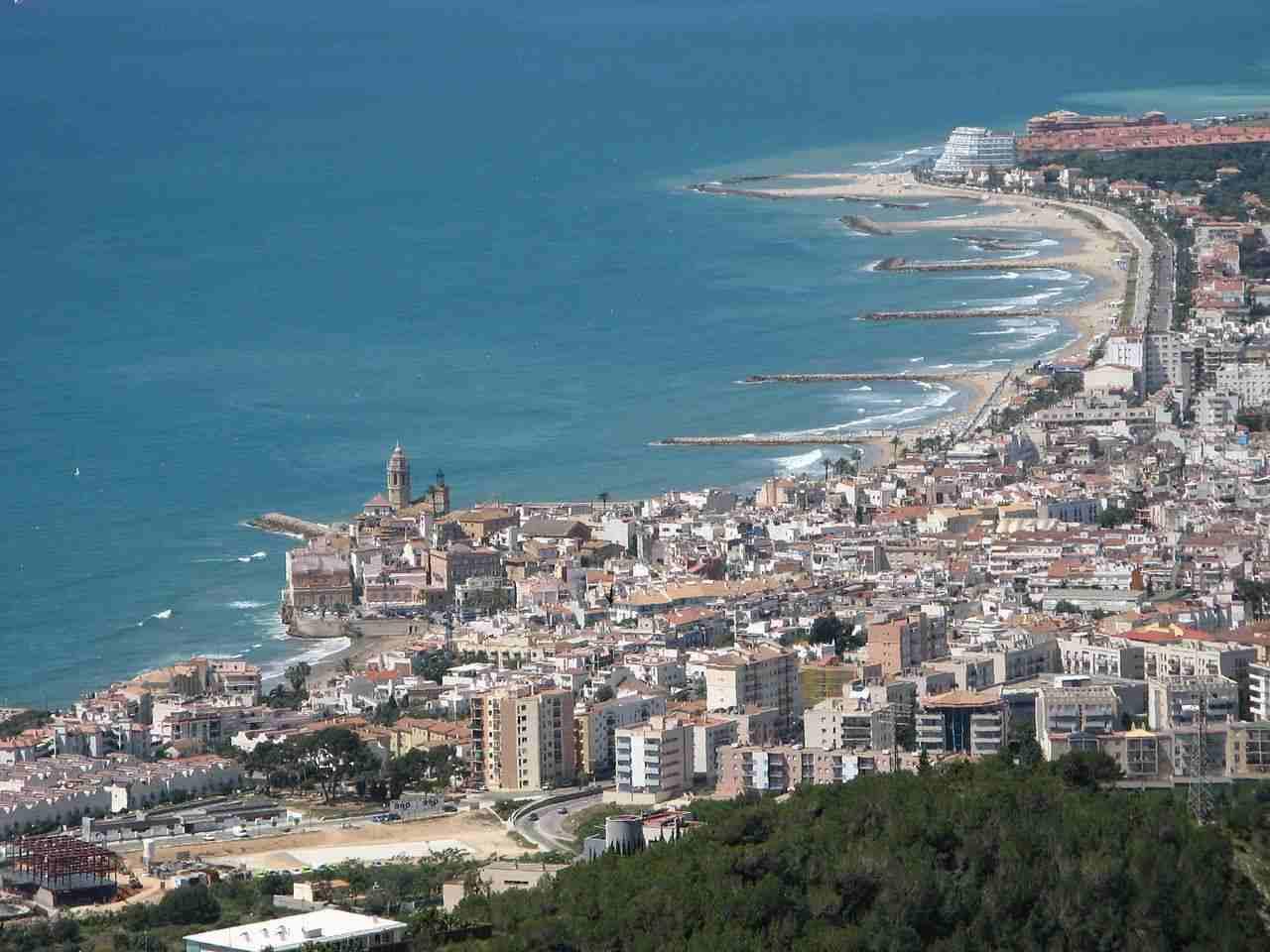 Apartamento barato para vacaciones Sitges, Barcelona