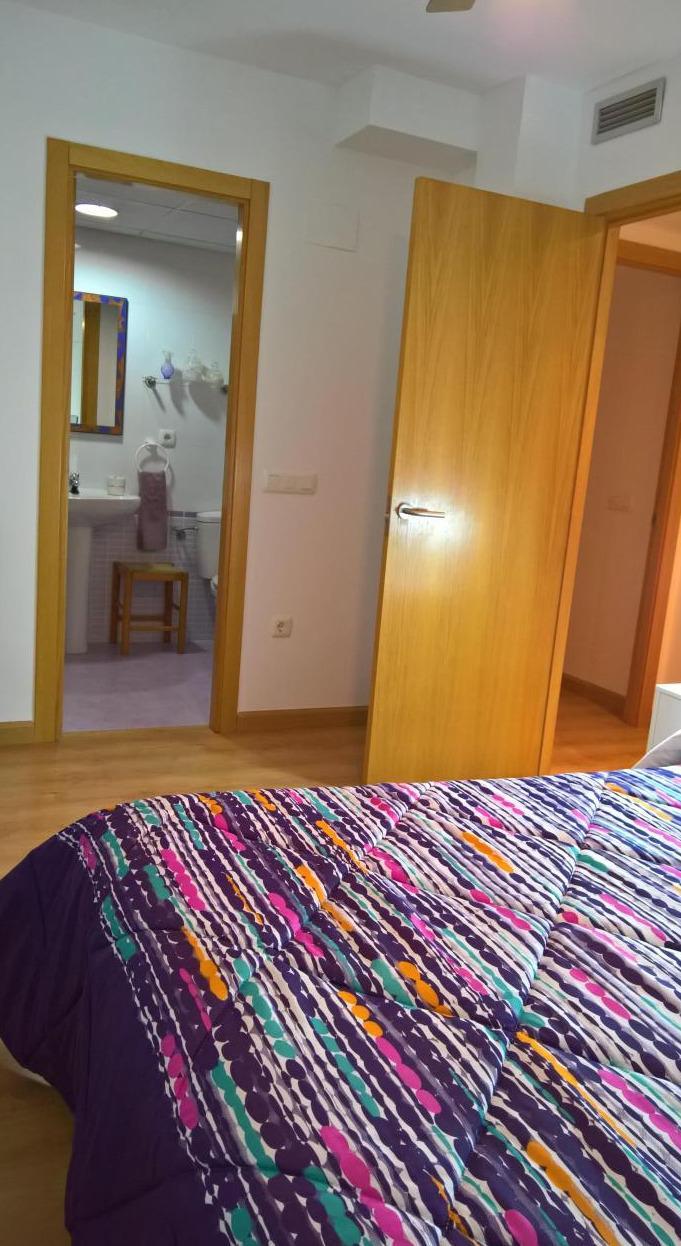 Apartamento barato para vacaciones Lumpiaque, Zaragoza