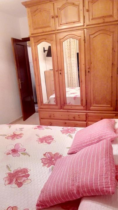 Casas vacacionales El Morche, Málaga