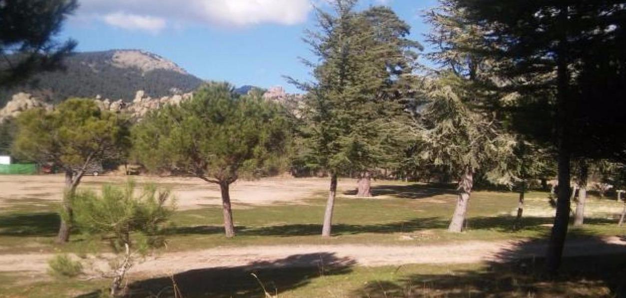 Alquiler apartamento playa Navacerrada, Madrid