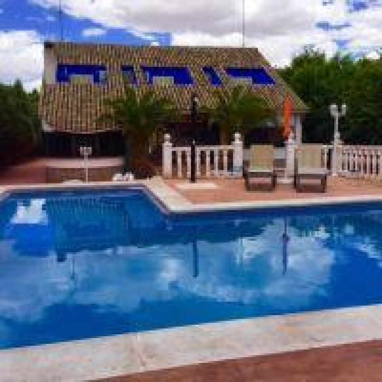 Apartamento para vacaciones Villaluenga de la Sagra, Toledo