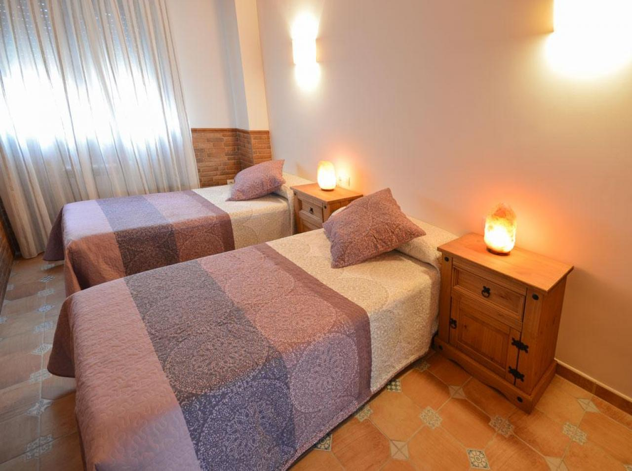 Apartamento para vacaciones Cubla, Teruel