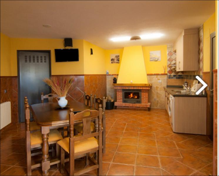 Apartamento para vacaciones Rades de Abajo, Segovia