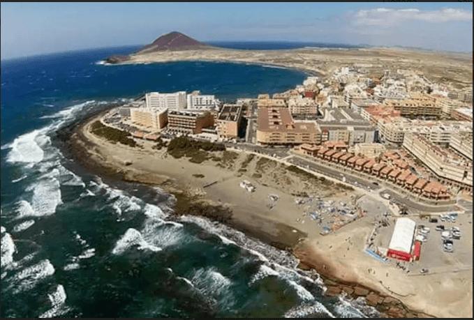 Alquiler vacaciones en El Médano, Santa Cruz de Tenerife