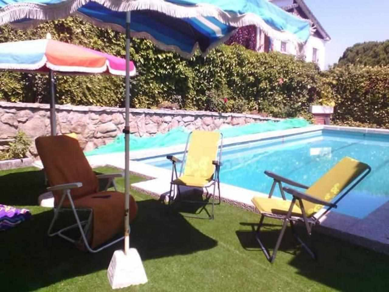 Apartamento para vacaciones Aldea del Fresno, Madrid