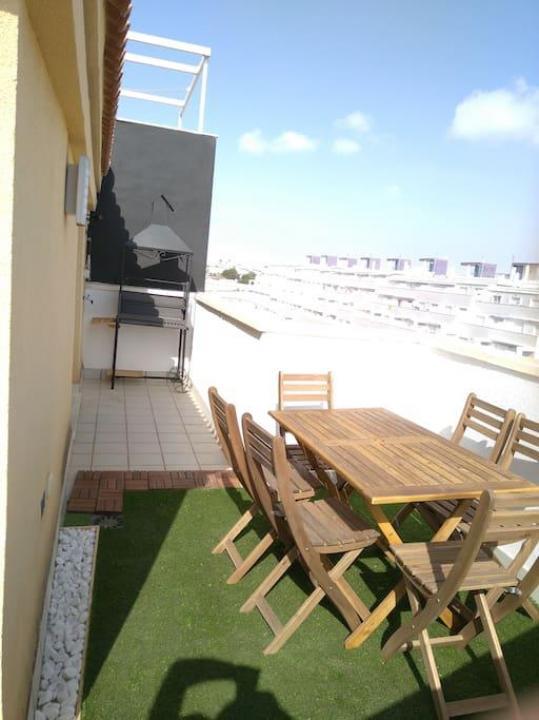 Alquiler apartamento playa Roquetas de Mar, Almería