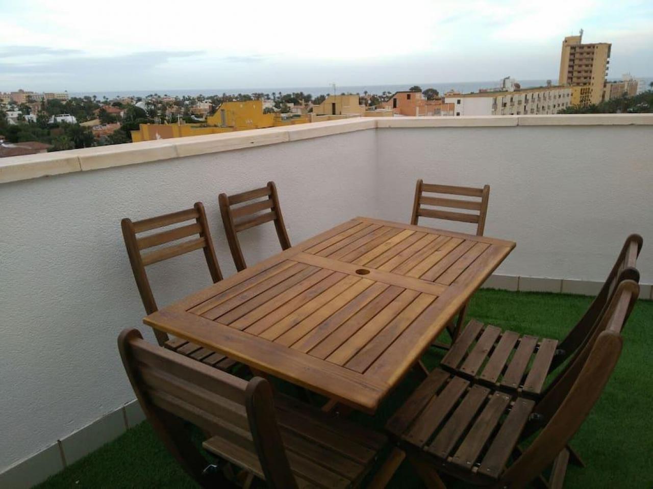 Apartamento para vacaciones Roquetas de Mar, Almería