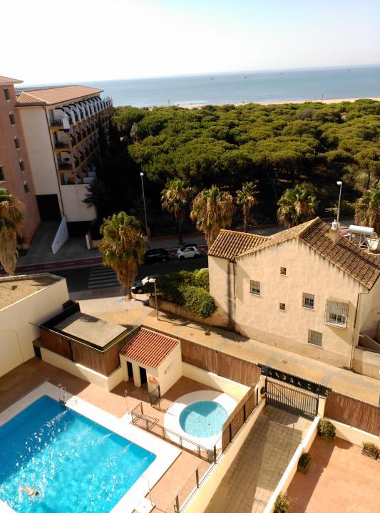 Casas vacacionales Isla Cristina, Huelva