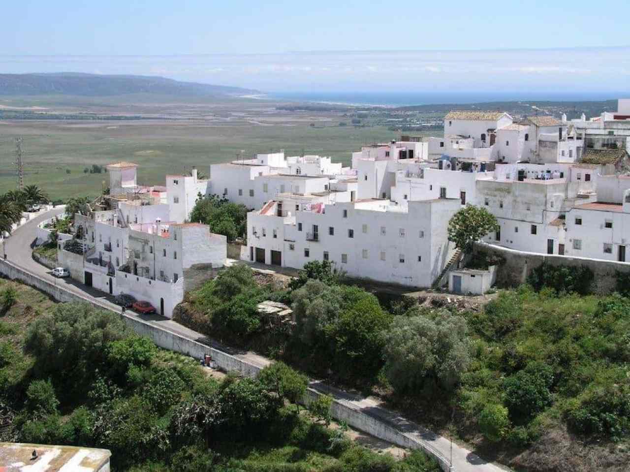 Casas vacacionales Vejer de la Frontera, Cádiz