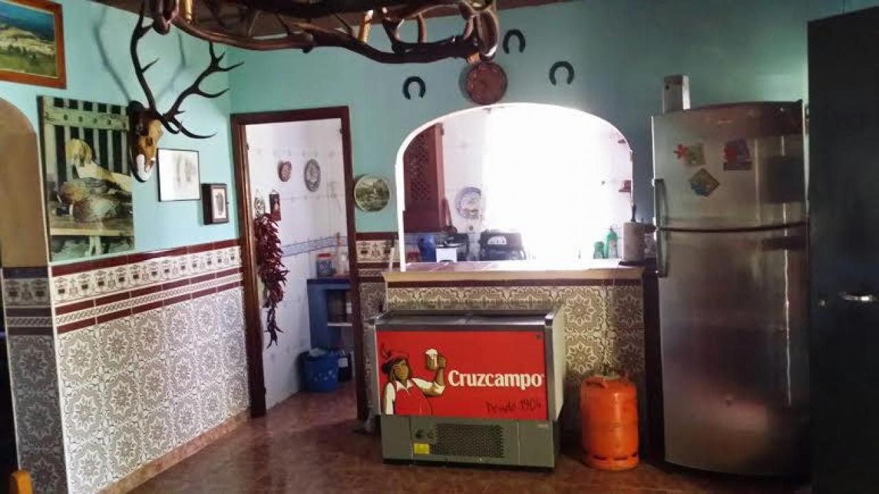 Alquiler vacaciones en Guadalcanal, Sevilla