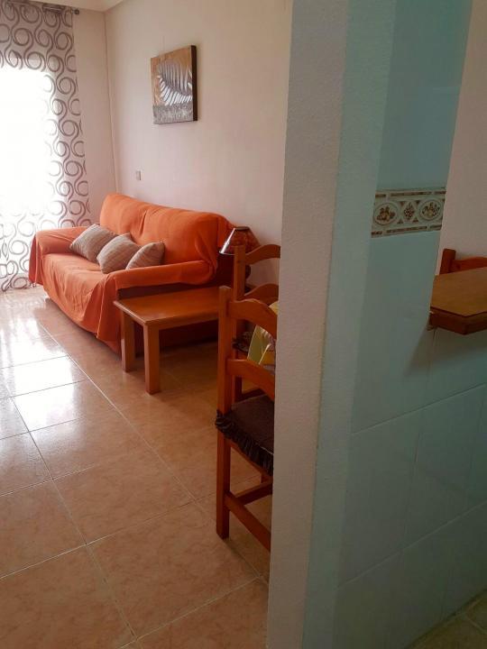 Alquiler apartamento playa Torrevieja, Alicante
