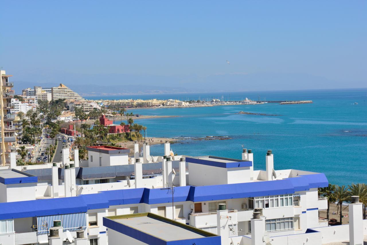Alquiler apartamento playa Benalmádena, Málaga