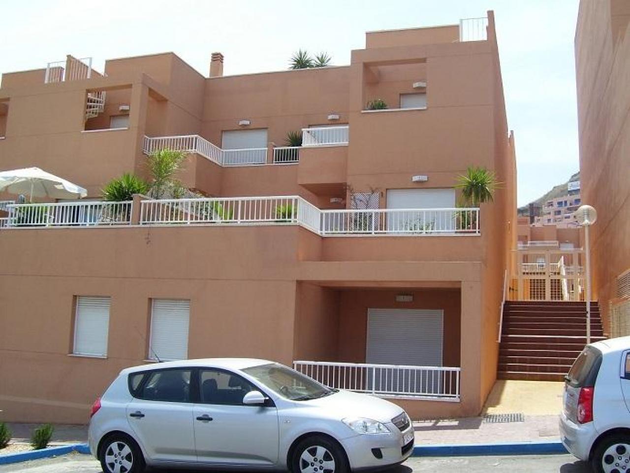 Alquiler apartamento playa Mojácar, Almería