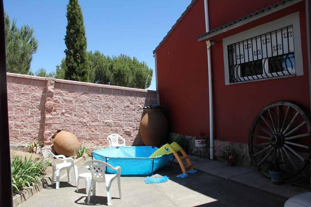 Casas vacacionales Martiherrero, Ávila