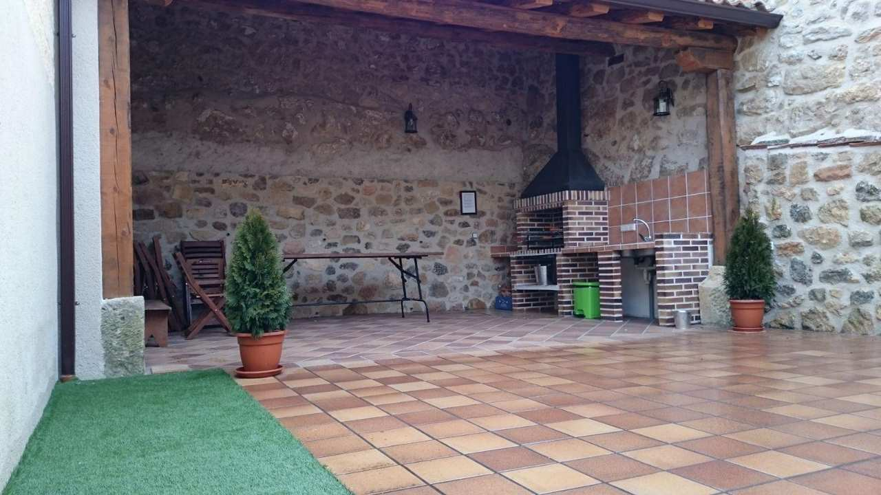 Apartamento vacacional Bernuy de Porreros, Segovia