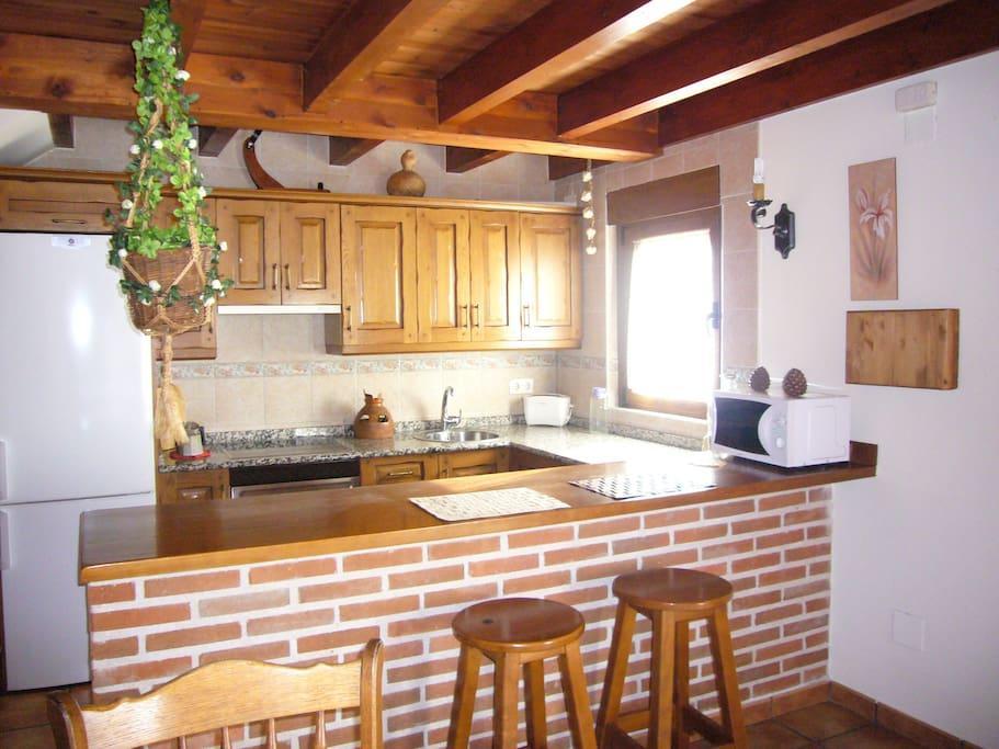 Apartamento para vacaciones La Colilla, Ávila