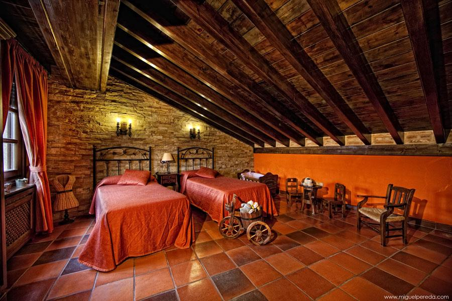 Apartamento para vacaciones Urueña, Valladolid