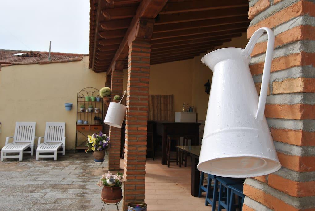 Alquiler vacacional en Sonseca, Toledo