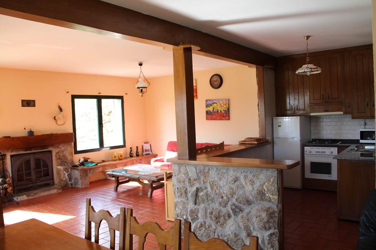 Casas vacacionales El Arenal, Ávila