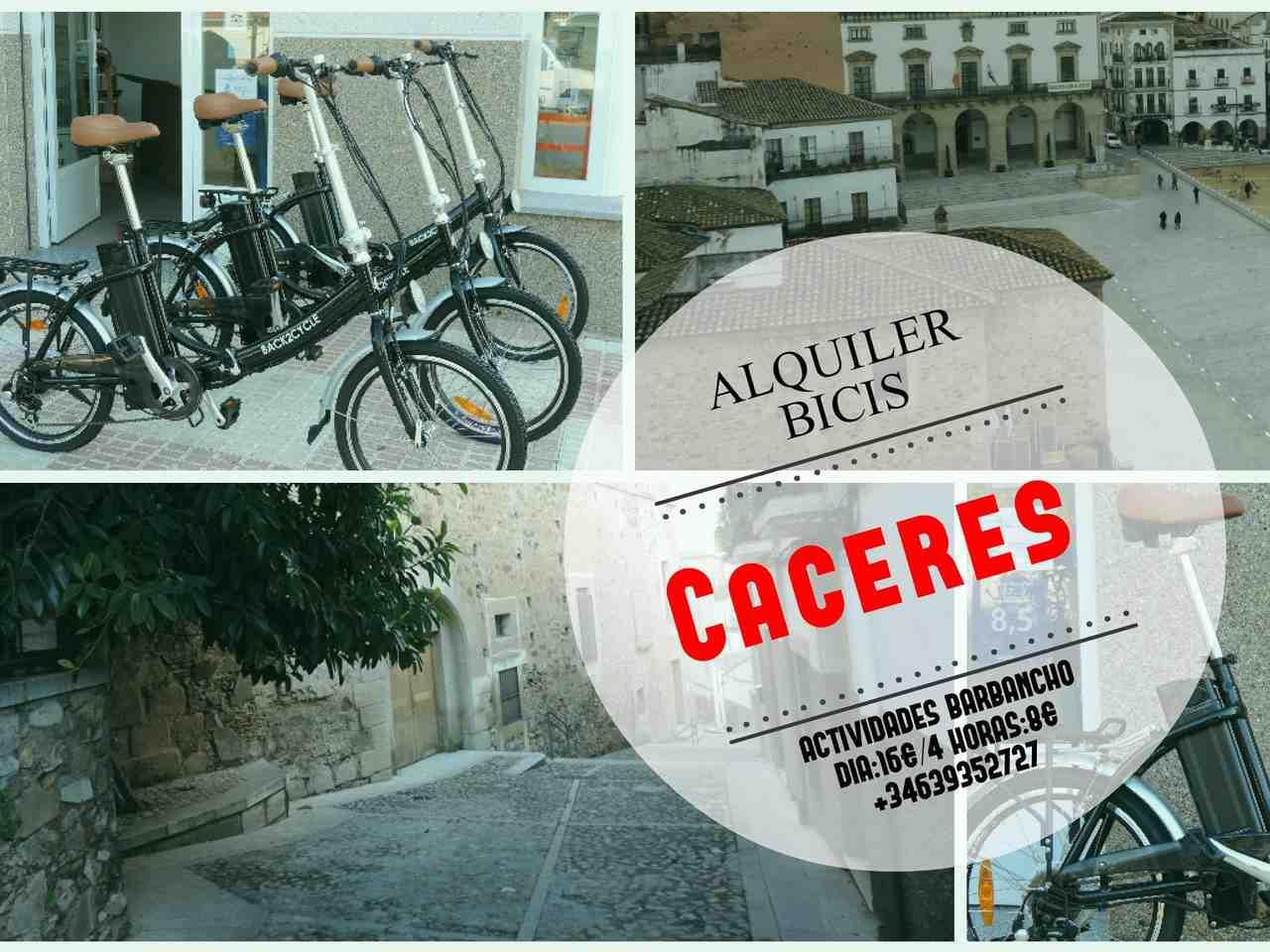 Alquiler vacacional en Casar de Cáceres, Cáceres