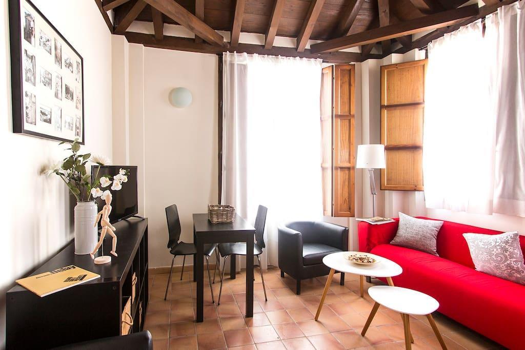 Apartamentos en alquiler Granada, Granada