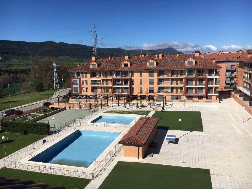 Alquiler apartamento playa Jaca, Huesca