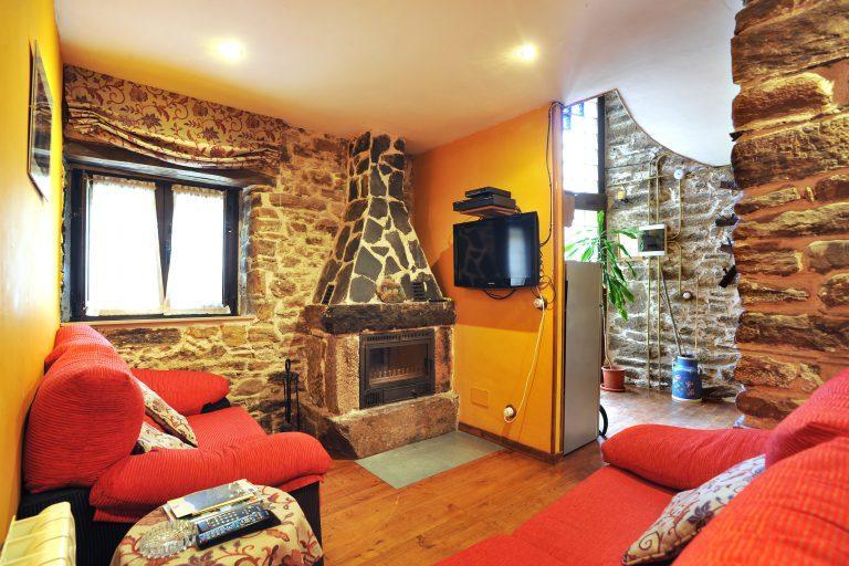 Alquiler vacaciones en Navelgas, Asturias
