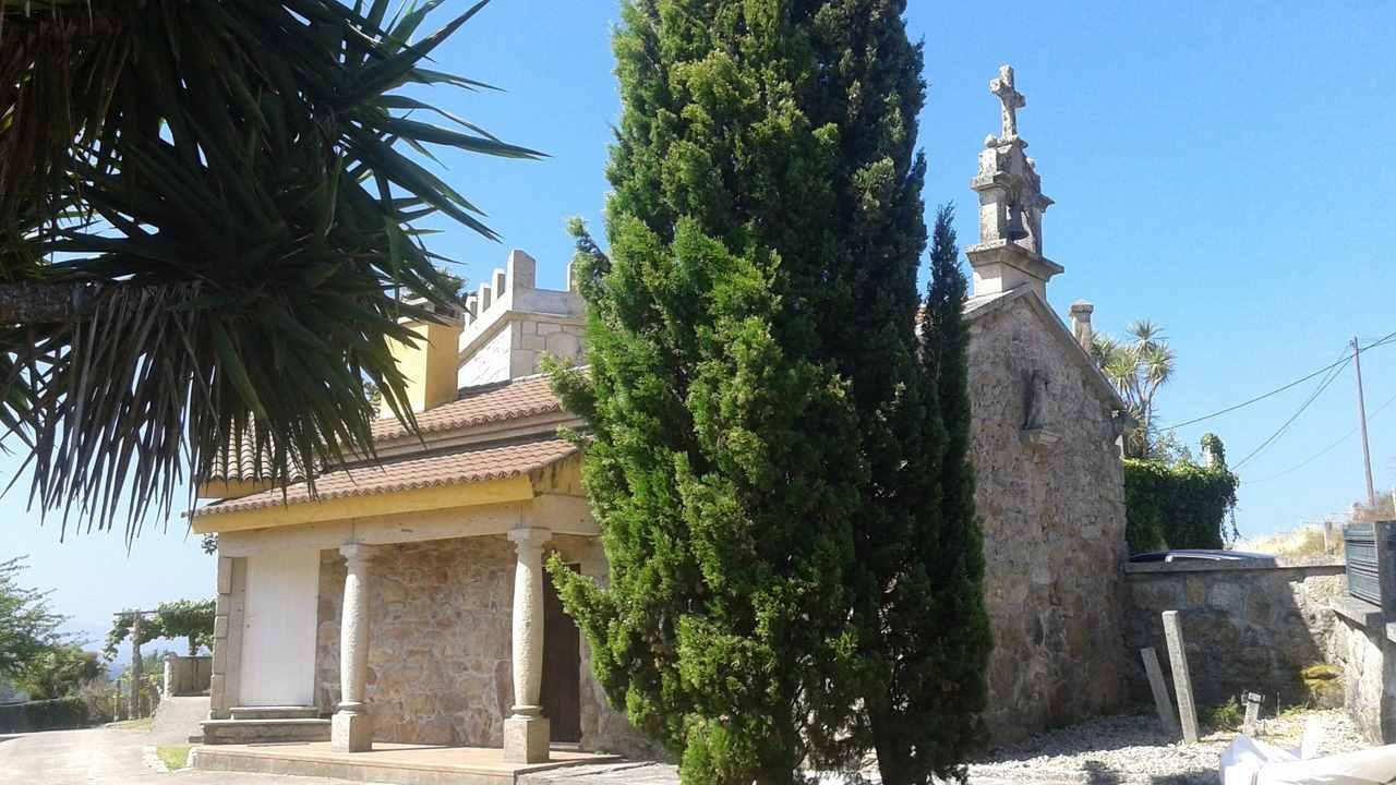 Casas vacacionales Saiar, Pontevedra