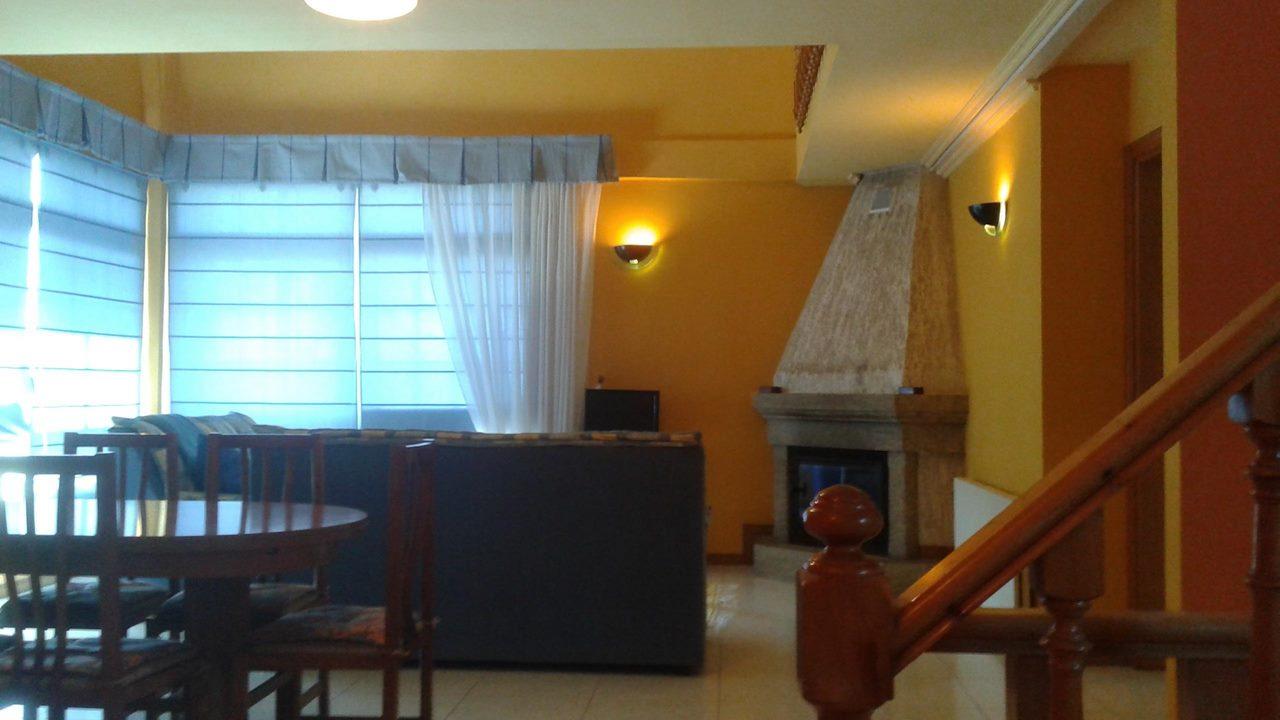 Apartamento barato para vacaciones Saiar, Pontevedra