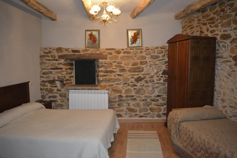 Alquiler de habitaciones Filiel, León