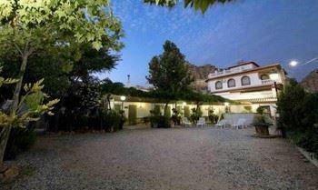 Alquier de Cueva en Purullena, Granada para un máximo de 3 personas con 2 dormitorios