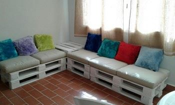 Alquier de Apartamento en Chiclana de la Frontera, Cádiz para un máximo de 6 personas con 3 dormitorios