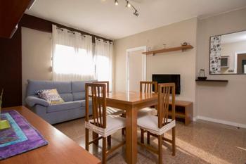 Alquier de Apartamento en Salou, Tarragona para un máximo de 6 personas con 2 dormitorios