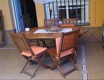Alquier de Apartamento en Lepe, Huelva para un máximo de 4 personas con 2 dormitorios
