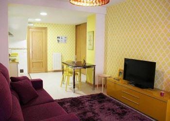 Alquier de Apartamento en Nájera, La Rioja para un máximo de 4 personas con  1 dormitorio