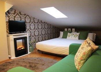 Alquier de Otros en Nájera, La Rioja para un máximo de 3 personas con  1 dormitorio