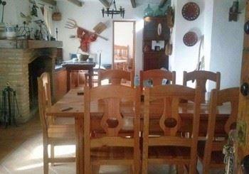 Alquier de Casa rural en Siles, Jaén para un máximo de 11 personas con 4 dormitorios