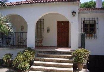 Alquier de Chalet en Arcos de la Frontera, Cádiz para un máximo de 8 personas con 3 dormitorios